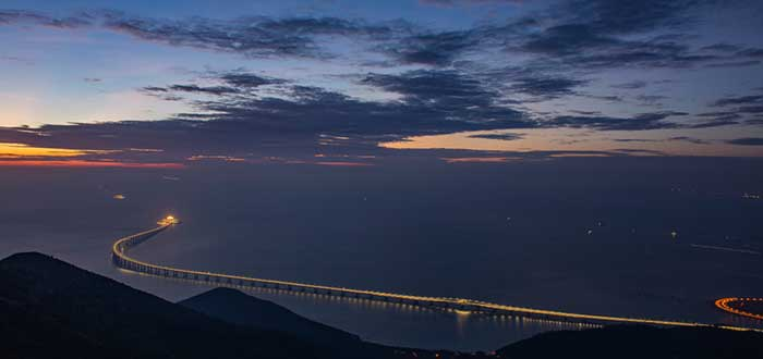 Cuál es el Puente más largo del Mundo. 1