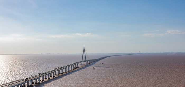 Cuál es el Puente más largo del Mundo. 2