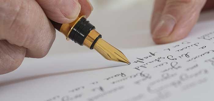 El encanto de las cartas para tus seres queridos. 2