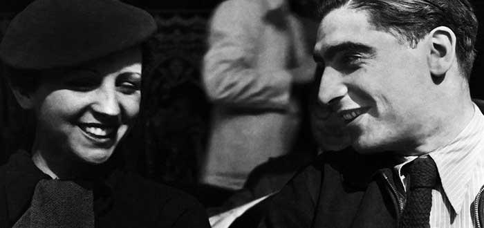 Gerda Taro | Gerda taro y el Nacimiento de Robert Capa