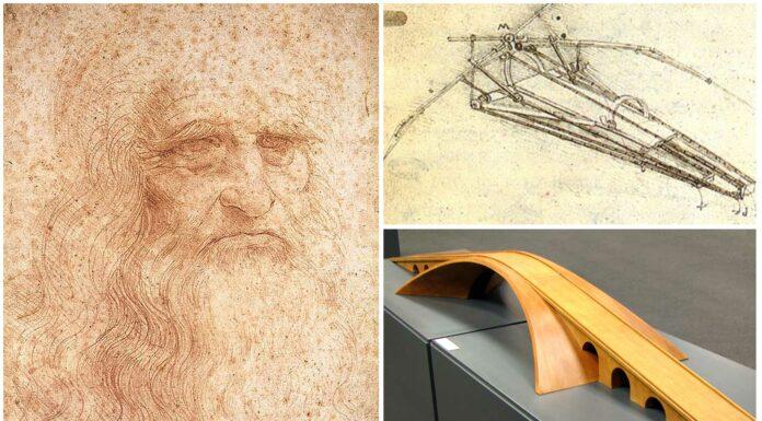 10 Inventos de Leonardo Da Vinci | Te sorprenderán