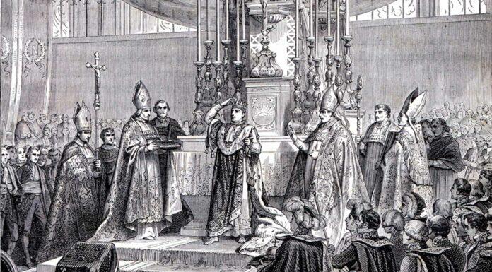 La Coronación de Napoleón | ¿Un fiel retrato de la realidad?