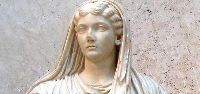 Mujeres romanas   Livia Drusila
