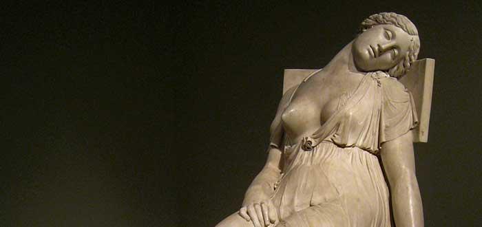 Mujeres romanas | Lucrecia