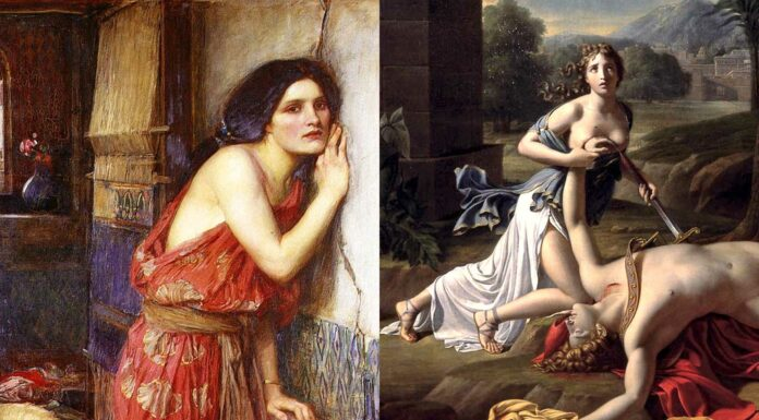Píramo y Tisbe | Los trágicos enamorados babilonios