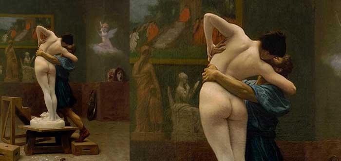 El mito de Pigmalión y Galatea | ¿Qué ocurrió con la estatua?