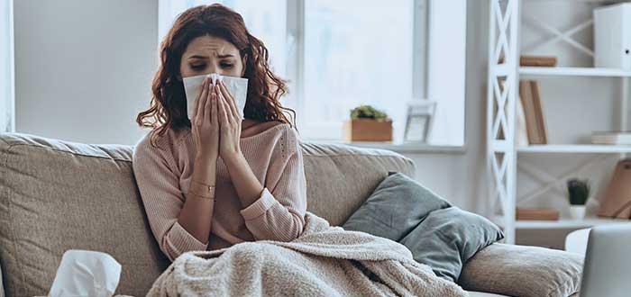 Por qué estornudamos. Cosas que provocan estornudos. 1