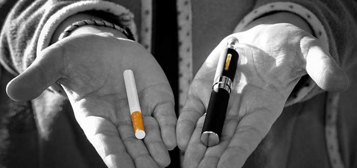 Qué es y cómo funciona un cigarrillo electrónico. 2