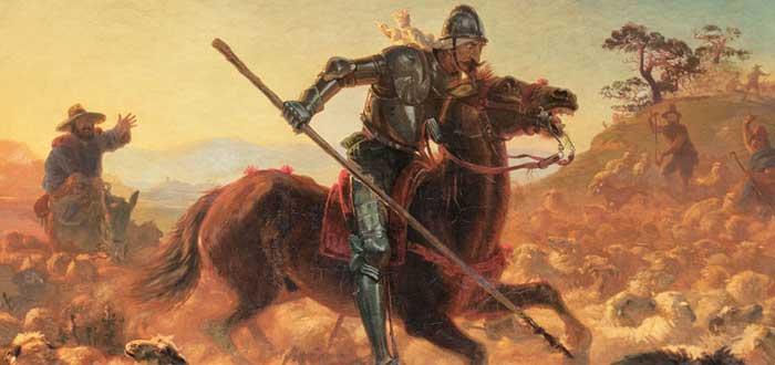El Caballero Andante   ¿Quiénes fueron estos militares legendarios?