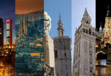 Las 5 Ciudades más grandes de España | Descúbrelas