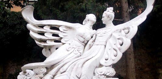 Los Amantes Mariposa | La más trágica y hermosa leyenda china