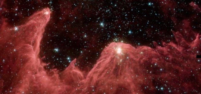Nombres de constelaciones rojo