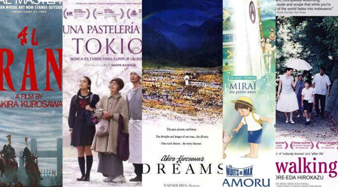 7 Películas Japonesas | Para enamorarte del país nipón