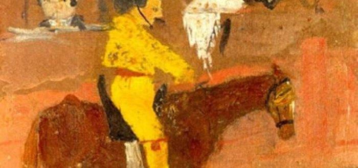 El Picador Amarillo: la primera obra de un genio.