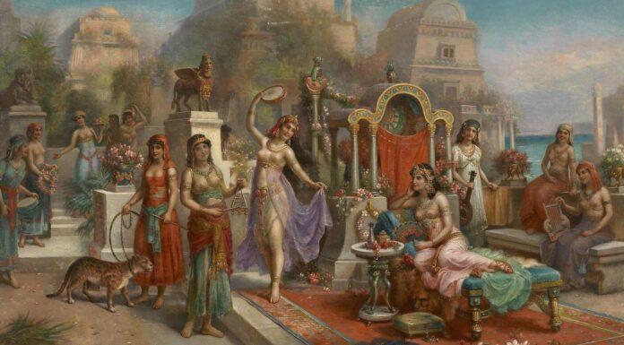 Semíramis | La legendaria reina Asiria. ¡Descubre su leyenda!