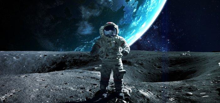 La carrera espacial, Cosmonautas vs Astronautas