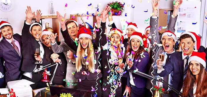 Cómo celebrar la Navidad en la oficina. 2