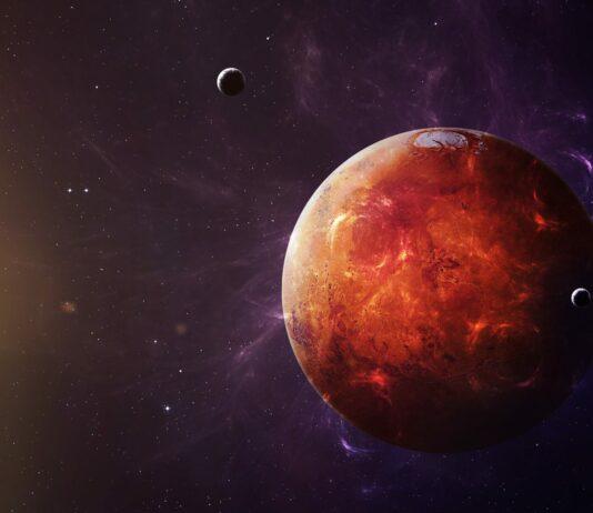 Gravedad de Marte | ¿Sabes cómo es?
