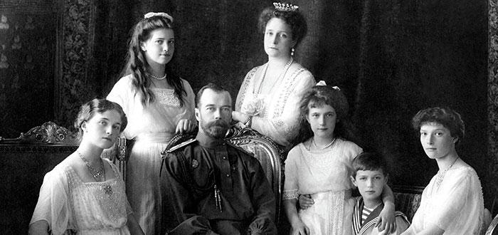Los Romanov 2