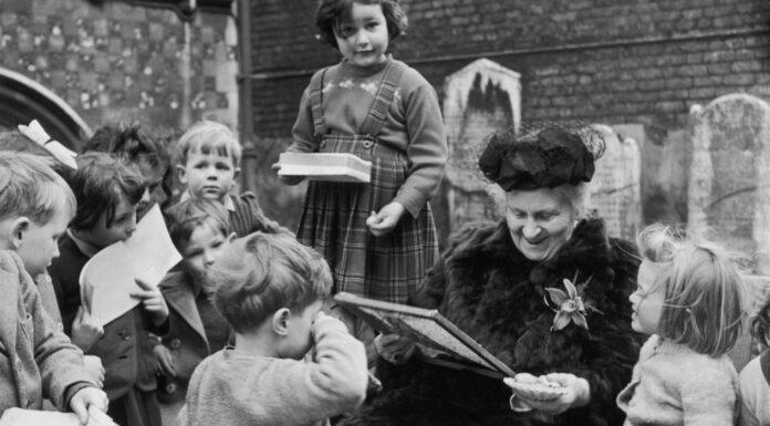 Maria Montessori _ Mujer, pedagoga y pensadora
