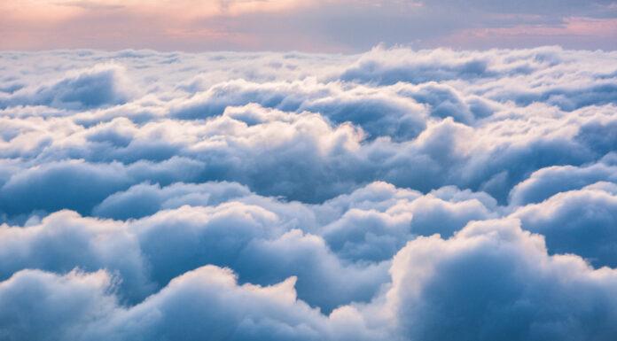 Qué son las nubes | Descubre sus clases
