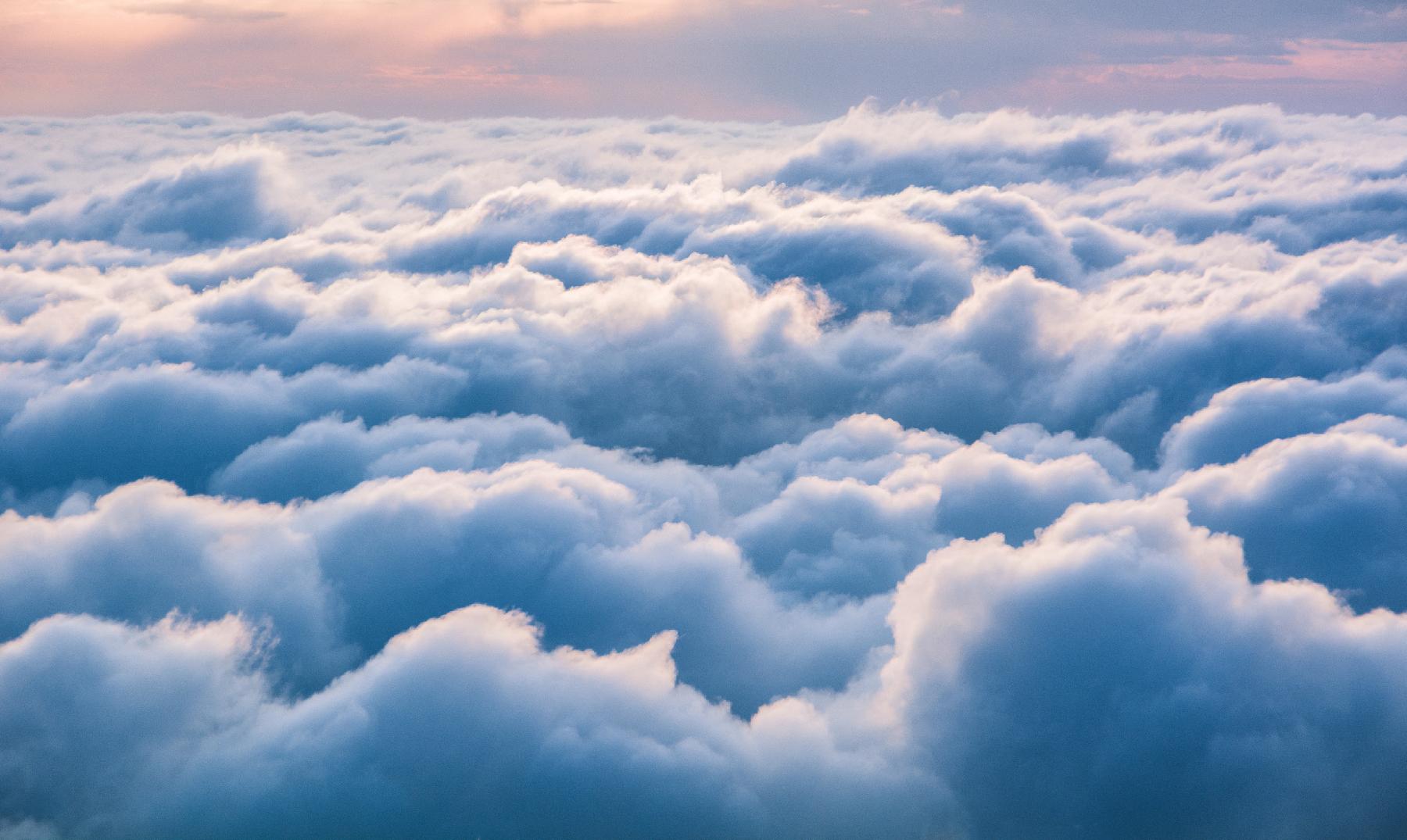 Nubes En El Cielo Aprender Juntos