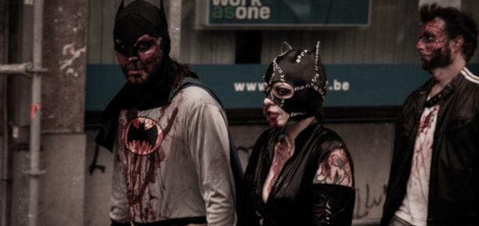 Apocalipsis Zombie Batman