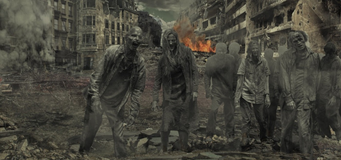 Apocalipsis Zombie ciudad