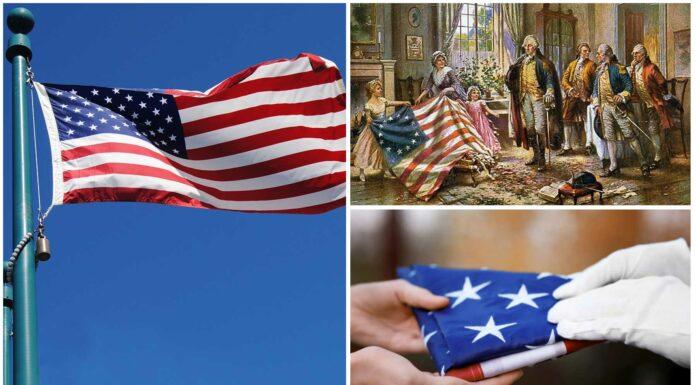 Bandera de Estados Unidos | 10 curiosidades de esta enseña