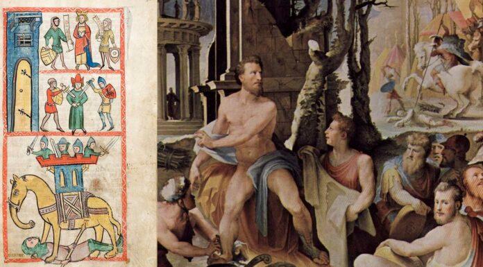 La leyenda de Codro, el último rey de Atenas | Se sacrificó para salvarla