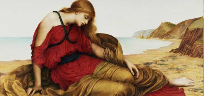 Ariadna en Naxo
