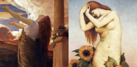 El mito de Clitia | La leyenda de por qué los girasoles siguen al sol