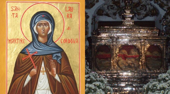 Historia de Santa Laura | Una de los Mártires de Córdoba