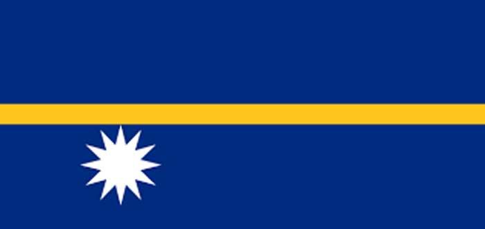 Bandera de Naru