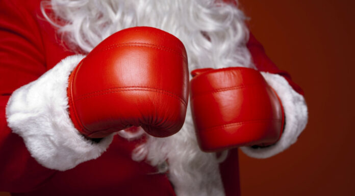 Papá Noel y los Reyes Magos