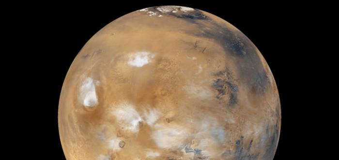 Vida en Otros Planetas Marte
