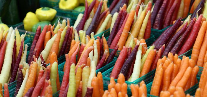 ¿La zanahoria es buena para la vista Curiosidades