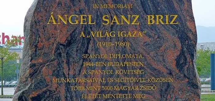 Ángel Sanz-Briz, el ángel de Budapest | Salvó 5.000 judíos del holocausto