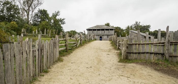 Croatoan, el misterio de la colonia desaparecia