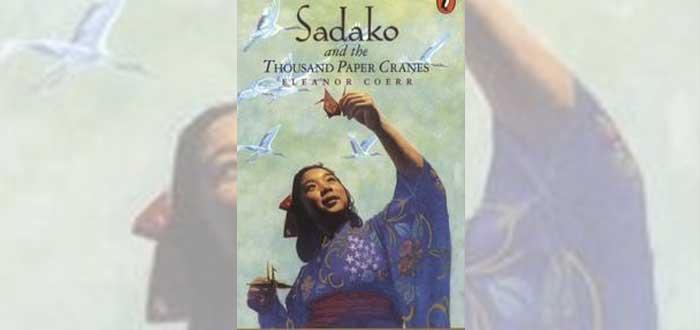 libro sobre Sadaki Sasaki