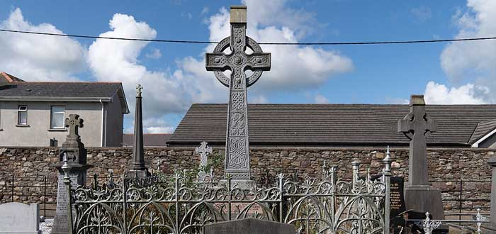 cementerio irlandés