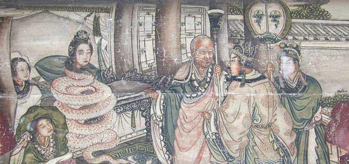 La leyenda china de la Dama Serpiente Blanca | ¡Descúbrela!