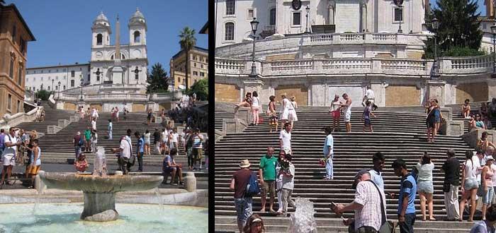 pza. España Roma
