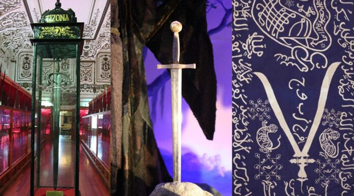 Tres Espadas legendarias   Zulfiqar, Tizona y Excalibur