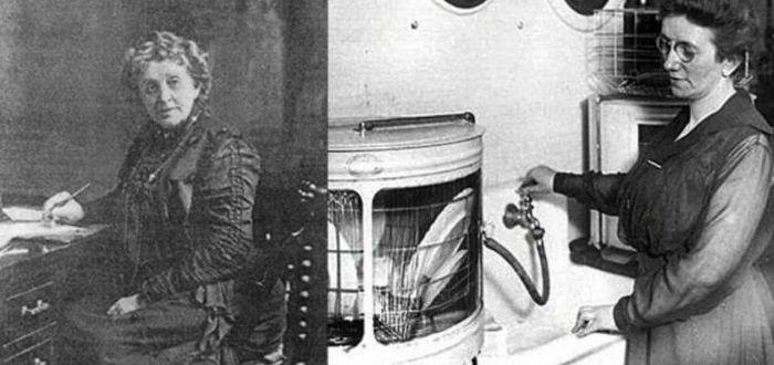La curiosa evolucion de los lavavajillas..
