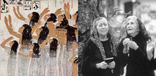 Las Plañideras | Un oficio desde el Antiguo Egipto hasta nuestros días