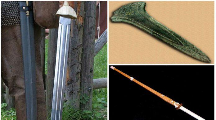 10 Curiosidades de las espadas que no conocías | ¡Descúbrelas!