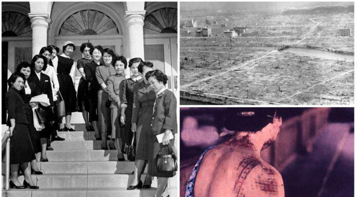 Doncellas de Hiroshima | La histoira de 25 jóvenes afectadas por la Bomba