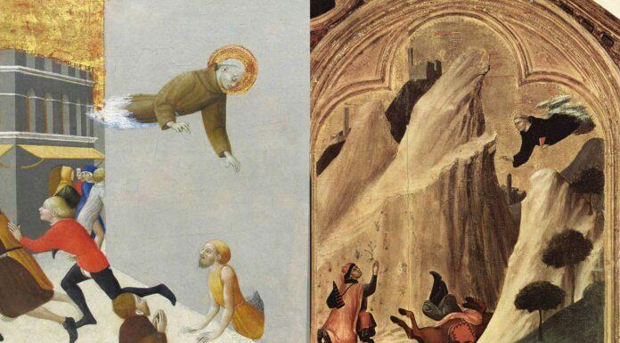 Monjes voladores | Los primeros superhéroes de la historia