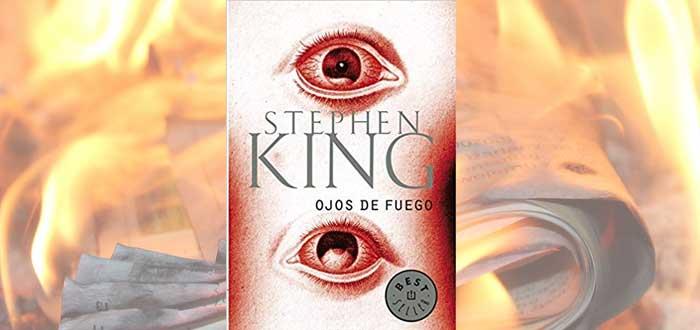 stephen king Ojos de fuego